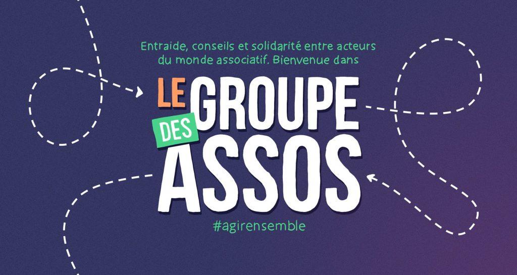 Le groupe des assos sur Facebook : un espace d'entraide pour les associations